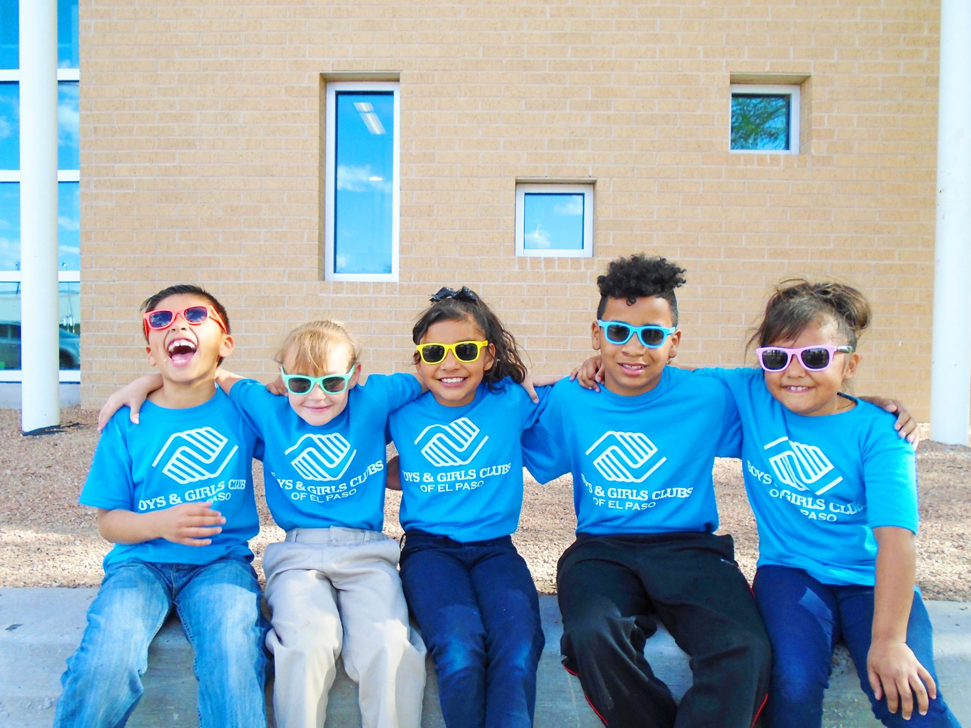 Boys Girls Clubs Of El Paso Foundation Paso Del Norte Community